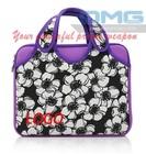 LOGO Printing Promotional Neoprene Laptop Sleeve Case Pouch Bag Handbag for iPad ,Tablet PC