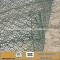 la norma iso certificada de bajo carbono alambre de acero recubierto de pvc gaviones cesta de piedra