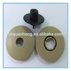 plastic push clip/ auto fastener plastic clips for cars