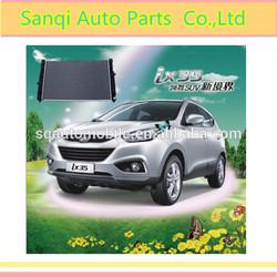 car vehicle automotive radiator hyundai export raditor auto parts