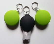 Promotional Mini Glasses Cleaner with Keychain