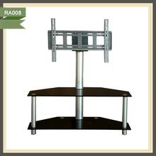 Black Glass TV Stand European LCD TV Stand RA008