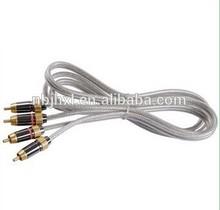 China Ningbo manufacturer cheapest usb female to rca male cable vga rca