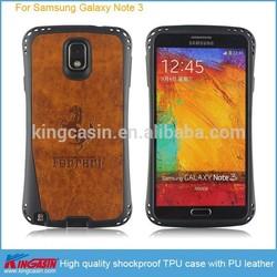 Wholesale new fashion shockproof mobile phone case for Samsung Galaxy Note 3, for Samsung Galaxy Note 3 TPU case