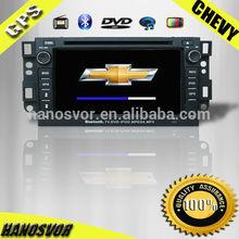 HANOSVOR China Factory Directly Sale Car Radio Audio 2 Din DVD GPS for Chevrolet AVEO/CAPTIVA