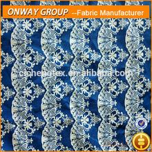 guipure lace lycra nylon spandex indian lace fabrics