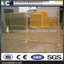 temporary construction fence panels/temporary fence gate/dog run