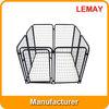 outdoor welded wire panel metal dog kennel sale