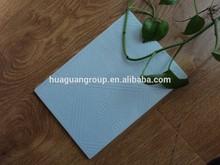 square edge RH90 humidity resistant ceiling finish materials Alloy Lock