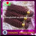 Good feedback virgin brazilian human kinky hair weave botox hair