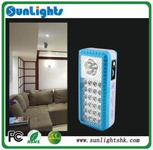 Multifunction 6+24PCS Led emergency lamp/Led emergency lights