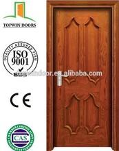 Factory Painted Wood Door Interior Wood Door for Room Office