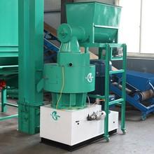 Biomass Auto Lubrication Oil System Sawdsut Pellet Press Machcine