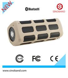 New originality product Sinoband S400 5200mAh power bank wireless bluetooth loudspeaker