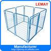 2014 wholesale welded panel breeding cage for dog