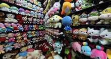 yiwu Agent all kinds of gifts custom plush animal toys plush dog toys