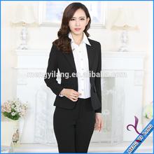 venda quente uniforme escritório projetos para mulheres ternos 2014