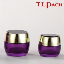 30g cream glass bottle , beautiful cream jar