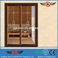 JK-AW9103 kitchen roller shutter door/aluminum rail for sliding door