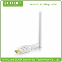 Best price 802.11N EDUP EP-MS15003 300Mbps Wireless Network Card for Android laptop & desktop