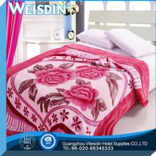 Nonwoven Guangzhou coral fleece fleece fabric for blankets for a baby nursey