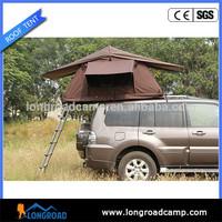 Solar camping tata men truck tents