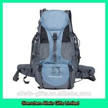 Factory cheap custom 45L outdoor gear internal frame backpack