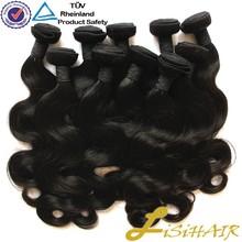 Cheap Pricr Virgin human hair Orange Hair Extension