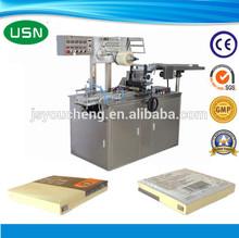 Elétrica automática pvc máquina de embalagem