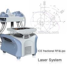 fat removal ilipo laser slimming machine