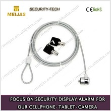 antoi-theft mechanical security lock for tablet laptop