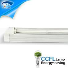Manufacture provide aluminium frame lamps CCFL lighting fluorescent tube bracket