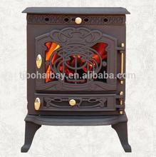 BHB best SW823 cast iron wood burning stove