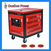 1 ~ 10Kva trifásico generador de gasolina, Generador de gasolina, Generador de electricidad para el hogar