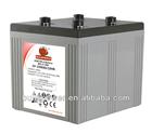 long life 500ah solar battery 2v 1500ah battery hoppecke battery BPL2-1500
