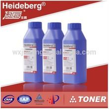 compatible hp 1010 laser printer refilling cartridge toner powder