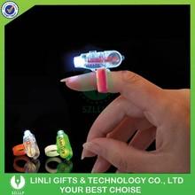 Kids Play Led Finger Toys Light
