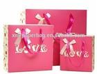 Paper,art paper Material Custom Order shopping paper gift bag