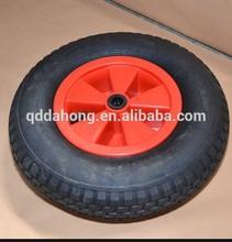 wheelbarrow tyre 16inch
