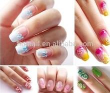 Nail Art Decals Stickers Water Transfer False/Natural nails