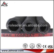High performance aerator pipe sae j1401 fmvss 106 brake hose