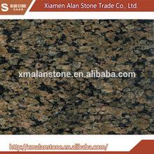 high quality cheap custom tropic brown granite countertop