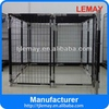 cheap large welded wire mesh eassy assembly dog cage