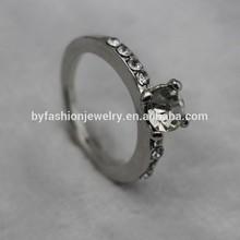 fashion stunning engagement pure handicraft ring