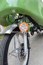 21 speed electric three wheel pedaling taxi bike JB300K-06