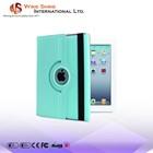 for value customized pu flip stand ipad mini smart case