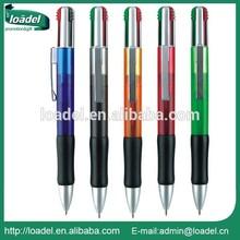 Cheap price 4 color ball pen