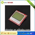 84*48 84 5110 LCD Module (White Backlight)
