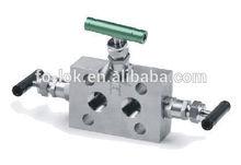 High Pressure Test 3-way Manifolds