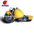 Résine modèle de la moto, sculptures de moto, polyresin figurine de moto